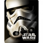 Ex-Display Star Wars: The Empire Strikes Back Episode 5 Steel Book Blu-Ray Used - Like New