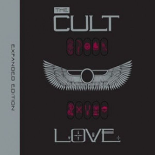 Cult - Love Expanded Edition CD