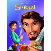 Sinbad: Legend Of The Seven Seas (2018 Artwork Refresh) DVD