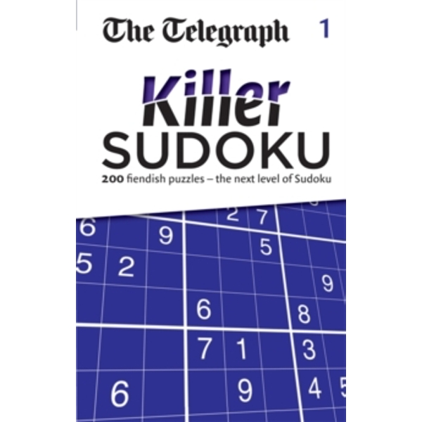 The Telegraph Killer Sudoku: 1 by The Daily Telegraph (Paperback, 2013)