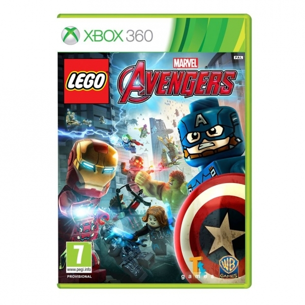 Ex-Display Lego Marvel Avengers Xbox 360 Game Used - Like New