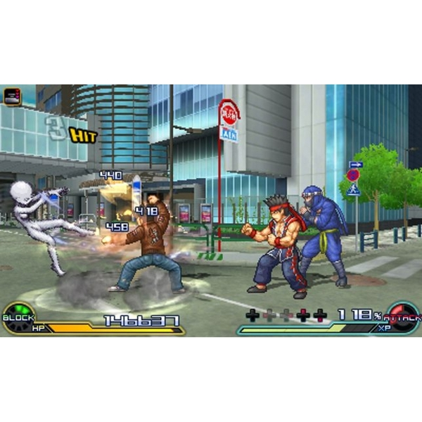 Project X Zone 2 3DS Game - Image 4