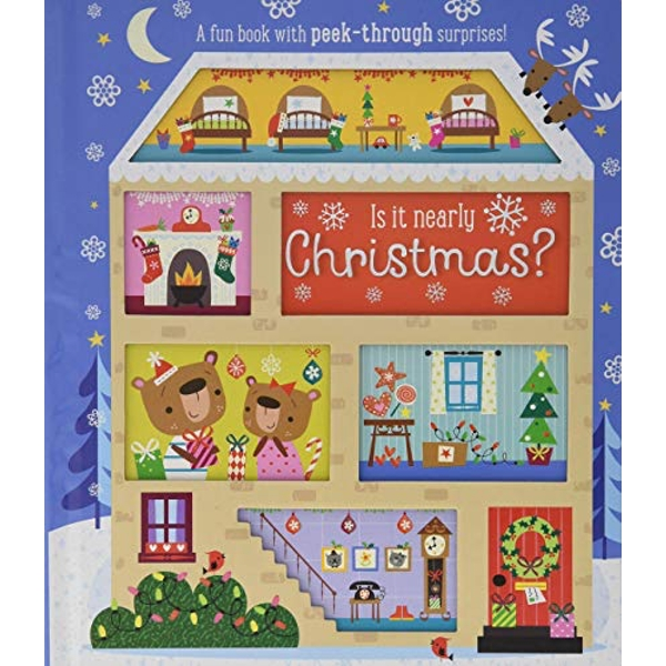 Is it Nearly Christmas? by Make Believe Ideas (Board book, 2017)