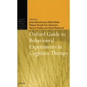 Oxford Guide to Behavioural Experiments in Cognitive Therapy by Khadj Rouf (Paperback, 2004)