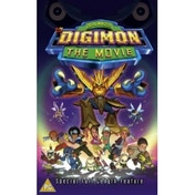 Digimon - The Movie DVD