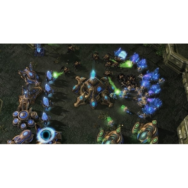 Ex-Display StarCraft II 2 Wings Of Liberty Game PC & MAC Used - Like New - Image 3
