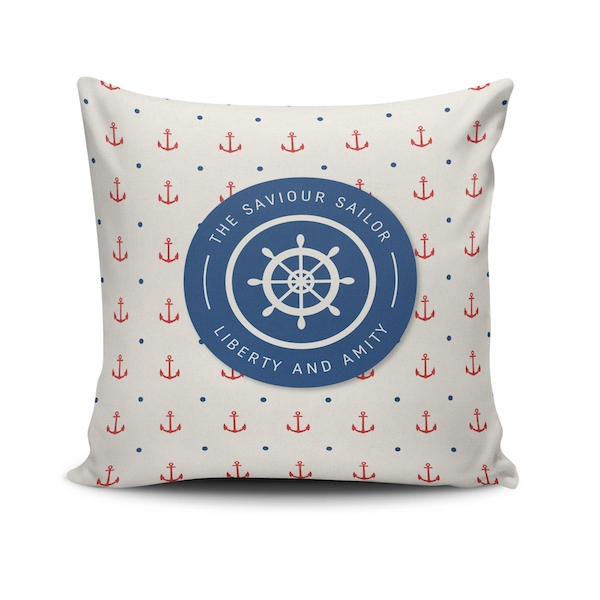 NKLF-403 Multicolor Cushion Cover