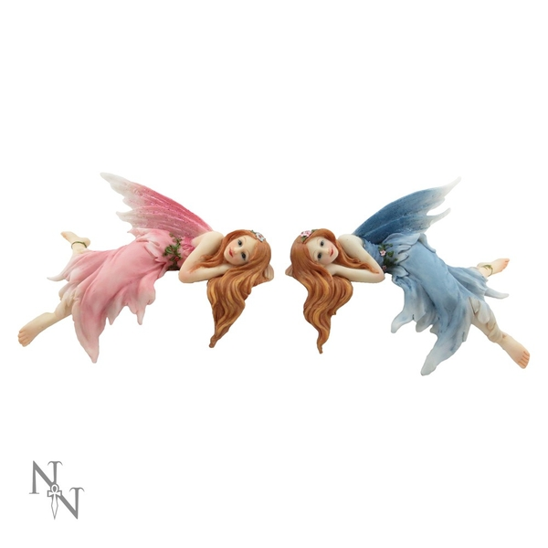 Fairies Rest  (Pack Of 2) Fairy Figures