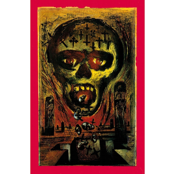 Slayer - Seasons in the Abyss Textile Poster