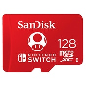 SanDisk 128GB microSDXC card for Nintendo Switch
