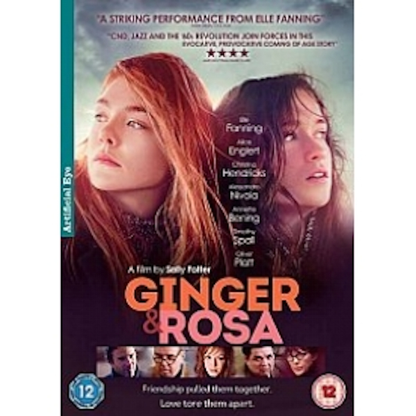 Ginger And Rosa DVD