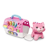 VTech Baby Cosy Kitten Carrier - Pink
