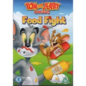 Tom and Jerry's Food Fight DVD