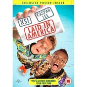 Laid In America DVD