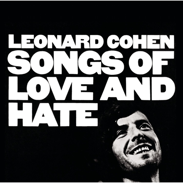 Leonard Cohen - Songs Of Love And Hate Vinyl
