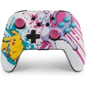 Enhanced Pokemon Battle Wireless Controller for Nintendo Switch and Nintendo Switch Lite [Damaged Packaging]