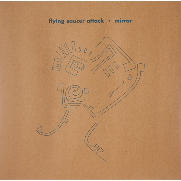 Flying Saucer Attack - Mirror Vinyl