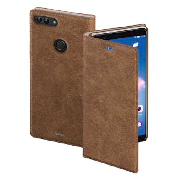 "Hama ""Guard Case"" Booklet for Huawei P smart, brown"