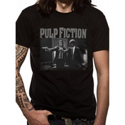 Pulp Fiction - Vengeance Unisex Large T-Shirt - Black
