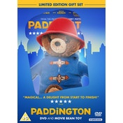 Paddington Limited Edition Gift Set (DVD & Plush Toy Gift Set)