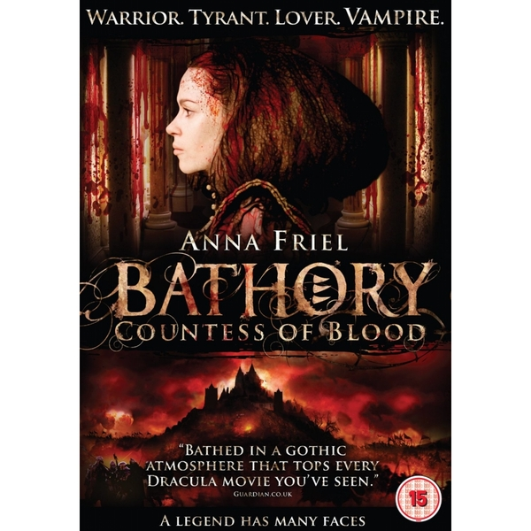 Bathory: Countess of Blood DVD