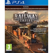 Railway Empire PS4 Game