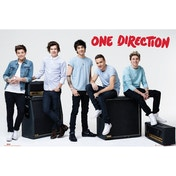 One Direction Amps Maxi Poster