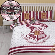 Harry Potter Muggles Double Panel Duvet