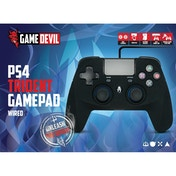 Game Devil Trident Wired PS4 Controller