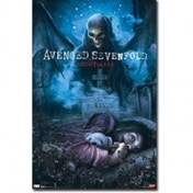 Avenged Sevenfold Nightmare Maxi Poster