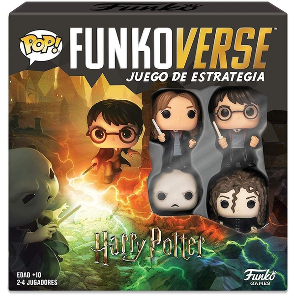 Harry Potter Strategy Board Game Funko Pop