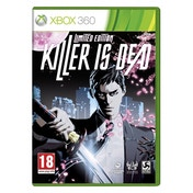 Killer is Dead Limited Edition Game Xbox 360