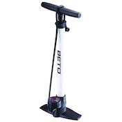 Beto Steel Track Pump with Gauge