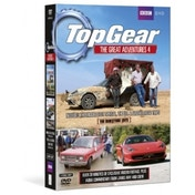 Top Gear The Great Adventures 4 DVD