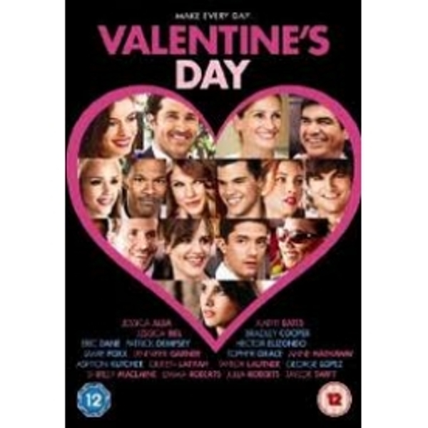 Valentines Day DVD