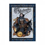Lady Mechanika  Steampunk Coloring Book: Volume 2