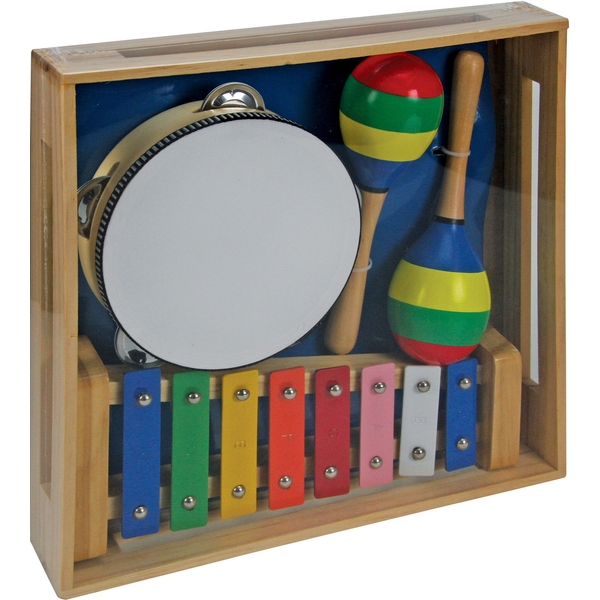Wooden Musical Playset