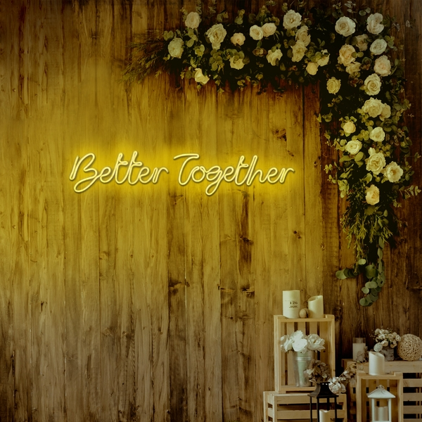 Better Together - Yellow Yellow Wall Lamp