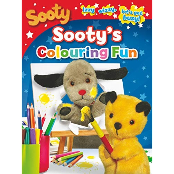 Sooty's Colouring Fun by Award Publications Ltd (Paperback, 2017)