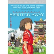 Spirited Away DVD