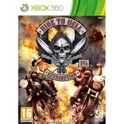 Ride to Hell Retribution Game Xbox 360
