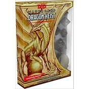 Dungeons & Dragons Waterdeep: Dragon Heist Dice Set