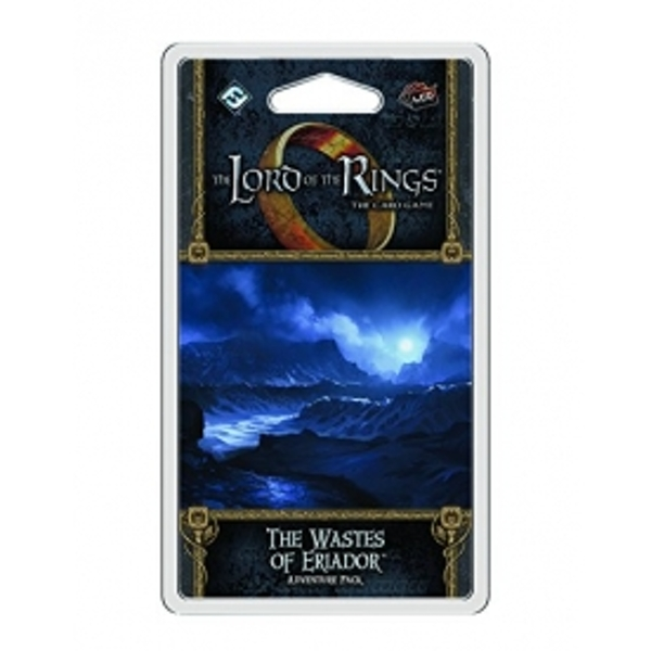 Lord Of The Rings LCG The Wastes of Eriador Adventure Pack