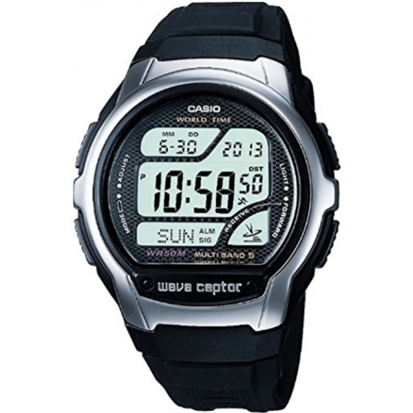 Casio WV58U-1AVEF Wave Ceptor Radio Controlled Watch