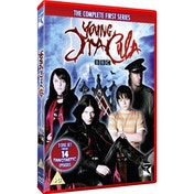 Young Dracula DVD