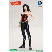 DC New 52 Wonder Woman 1-10th Scale ArtFX+ Statue