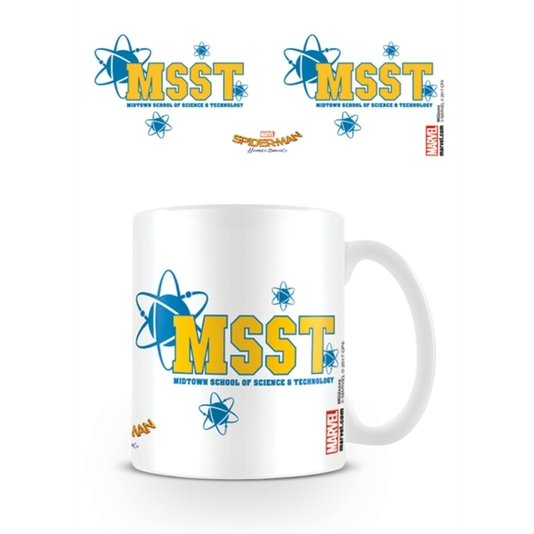 Spider-Man Homecoming - Msst Mug