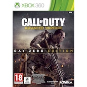 Call Of Duty Advanced Warfare Day Zero Edition Xbox 360 Game