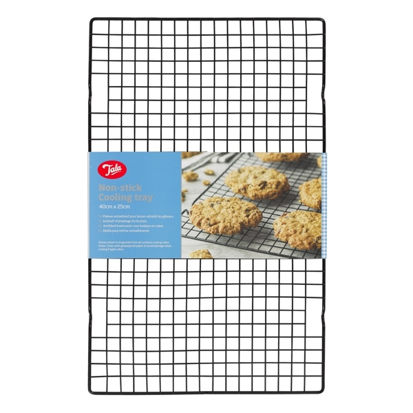 Tala Cake Cooling Tray Non Stick 40x25