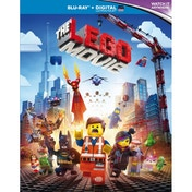 The LEGO Movie Blu-ray & UV Copy